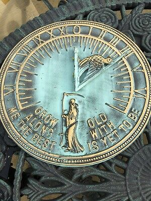 SUN DIAL - Grow old Along With Me The Best Is Yet To Be