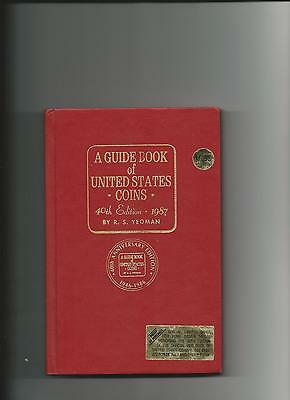 1987RED BOOK 40 TH EDITION by R.S. YEOMAN