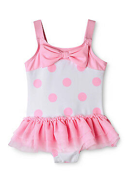 NEW Sprout One Piece With Tutu Lt Pink