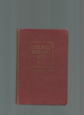 1949 RED BOOK 3RD EDITION by R.S. YEOMAN
