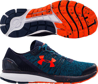 Under Armour Charged Bandit 2 Mens Running Shoes - Blue