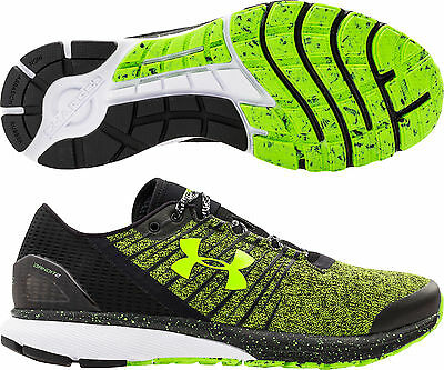 Under Armour Charged Bandit 2 Mens Running Shoes - Green