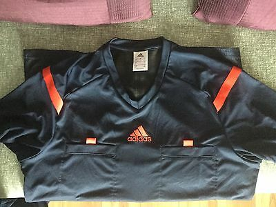 Men's Adidas Referees Top Size L