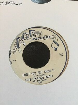Northern Soul - Huey Piano Smith - Dont You Just Know It