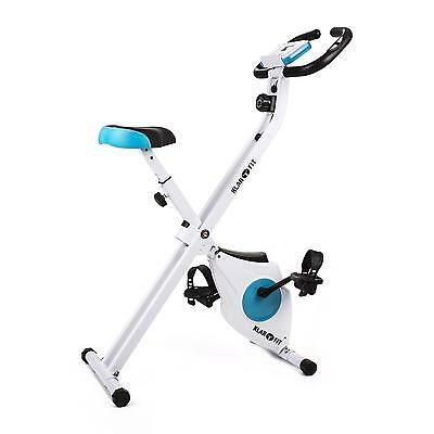Home Gym Upright Exercise Bike Cardio Workout Bicycle Personal Fitness Trainer