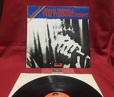 John Mayall – The Turning Point - Vinyl, Lp, RE 1982 - Excellent