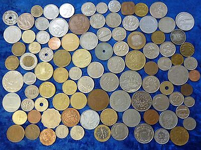 Half Kilo World Coin Lots - Interesting Coins From All Over The World