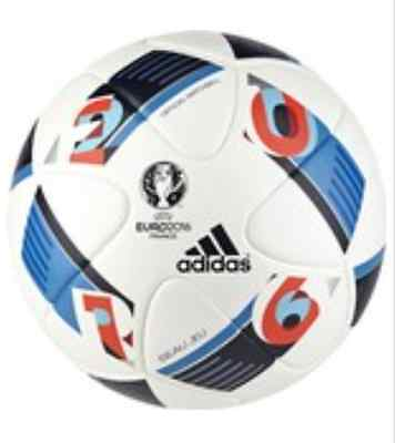 Adidas EURO 2016 Official Match Soccer Ball - style# AC5415