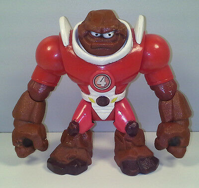 """4.5"""" Mars Digger #4 Planet Heroes Action Figure 2006"""