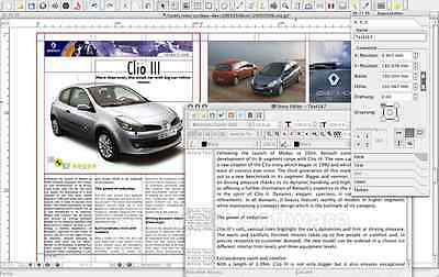 New Desktop Publisher Publishing Software For Microsoft Windows Mac System