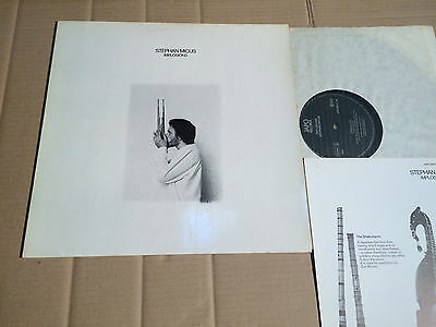 Stephan Micus - Implosions - Lp - Japo 60017 - Germany 1977