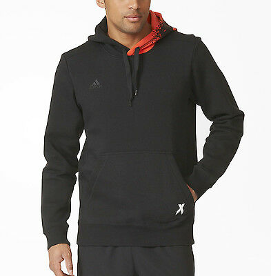 adidas X Mens Training Hoody - Black