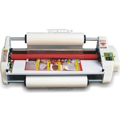 """Laminator Roll Machine Laminating Hot Rollers Four Brand 17.5"""" New W"""