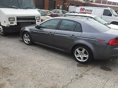 2005 Acura TL Six Speed 2005 Acura TL Six Speed