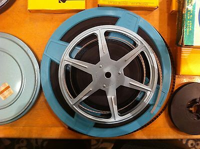 400 FEET of 8MM SUPER8 or 16MM MOVIE FILM TRANSFER COPY TO DVD