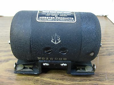US Navy 35X032 Dynamotor fits ARC-5 Military Radio Receiver tested