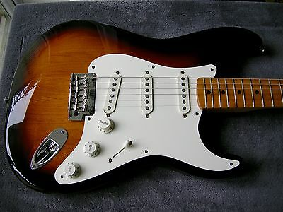 1999 Fender Stratocaster with Prestige Classic 50s pickups