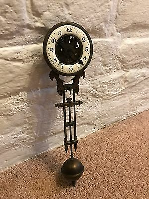 Good Quality Mystery Clock Movement. Open To Offers.