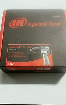 """Ingersoll Rand Air Tool Ingersoll-Rand Impact Wrench 1/2"""" Drive 231C"""
