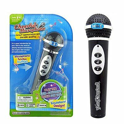 A-Forest A-FOREST Microphone Kids Toys Electronic Karaoke Musical