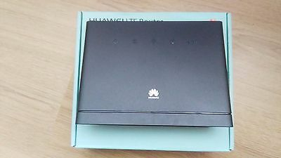 Huawei Unlocked B315 4G/ LTE 150 Mbps Mobile Wi-Fi Router (Genuine UK Stock)-