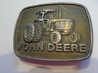 John Deere Belt Buckle 1997