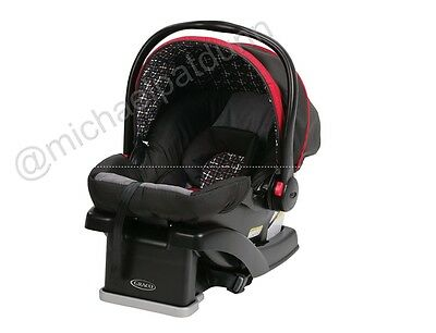 Graco SnugRide Click Connect 30 LX INFANT - BABY CAR SEAT - Macro - Free Ship