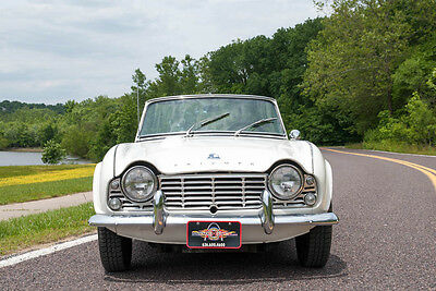 1964 Triumph Other TR4 1964 Triumph TR4 Convertible,Resided with the same family for 24 years