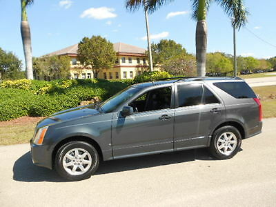 2007 Cadillac SRX V-6 2WD BEAUTIFUL 2007 SOUTHERN CADILLAC SRX V-6 2WD ROOF-THIRD ROW-RECORDS-RUST FREE!