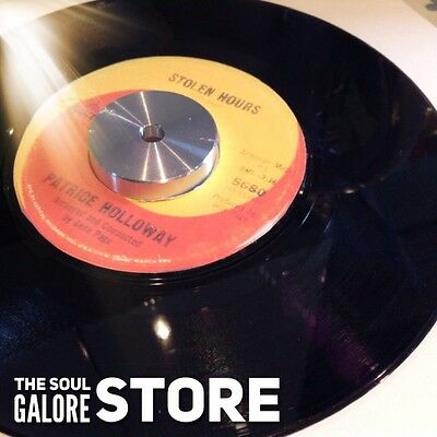 Patrice Holloway - Stolen Hours - Capitol - Northern Soul
