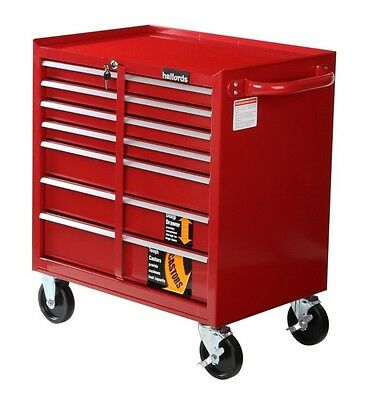 Halfords Professional 7 Drawer Ball-Bearing Tool Chest Box New REDUCED QUICKLY!!