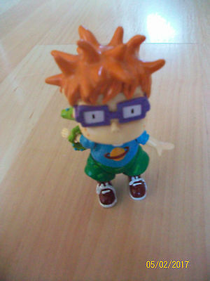 Rugrats Chuckie Finster 4 inch action figure