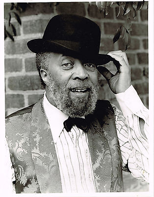 "Hell Town 1985 7x9"" TV publicity still  - Whitman Mayo"
