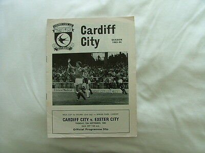 Cardiff v Exeter ( LC) 83-84