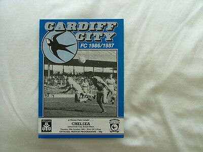 Cardiff v Chelsea ( LC) 86-87