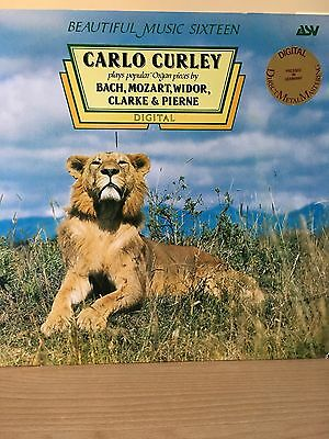Carlo Curley Plays Popular Organ Pieces By Mozart, Bach..