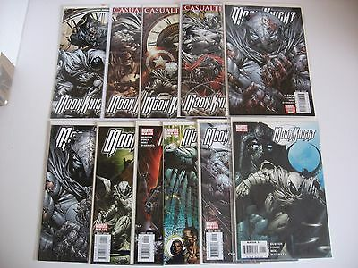 Moon knight 2006 #1-30 complete + ann #1 VF to NM condition