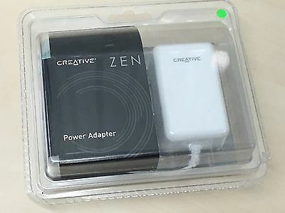 Creative Zen Power Supply for rechargeable Mp3 Player