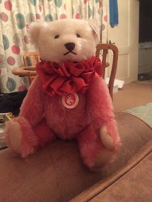 Limited Edition Steiff Teddy Bear 'Dolly' Number 846 Of 2006