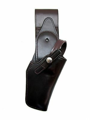 Holster fits Smith & Wesson 4-inch K Frame