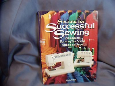 Secrets For Successful Sewing