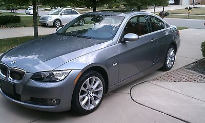 2008 BMW 3-Series 335XI COUPE 2008 BMW 335xi coupe