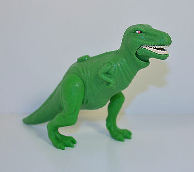 "2003 Sharptooth 6"" Wendy's Action Figure Land Before Time Tyrannosaurus Rex"