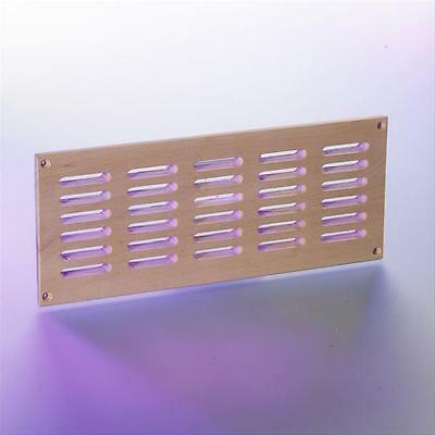 Eliga Air vent made of Wood 100cm² Air passage for Sauna