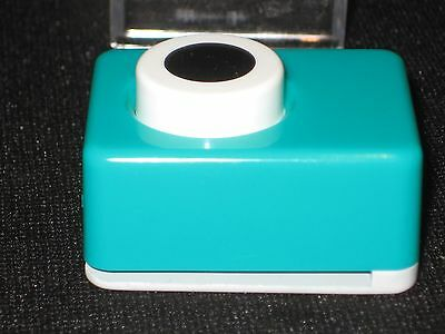 "Craft Punch 1/2"" circle Paper Punch for Scrapbooking EUC"