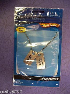 Hot Wheels - Boys - necklace - Dog Tags