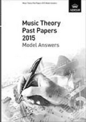 ABRSM Music Theory Past Papers 2015 Model Answers-Choose Grade 1 2 3 4 5 6 7 & 8