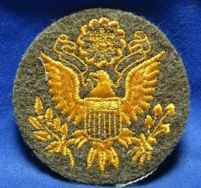 WWI Army Unassigned Specialist Patch AMAZING CONDITION