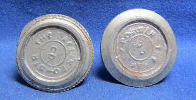 Indian Wars to WWI Laflin Powder Company Parts Lot Of 2