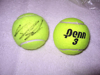 Canada VASEK POSPISIL SIGNED AUTOGRAPHED Penn Tennis Ball Exact PROOF ATP 1